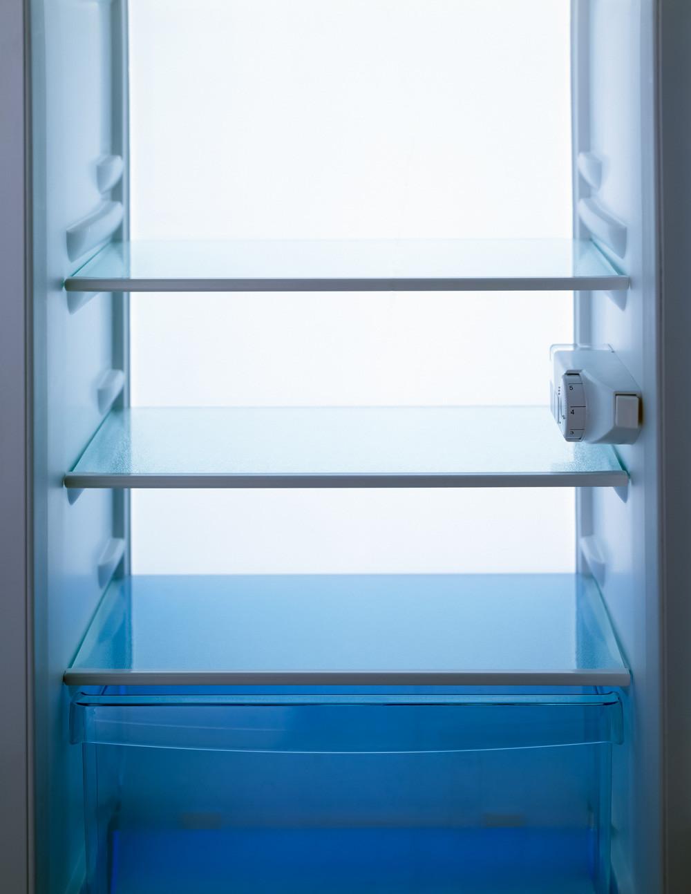Profilli Buzdolabı Raf Camı 1