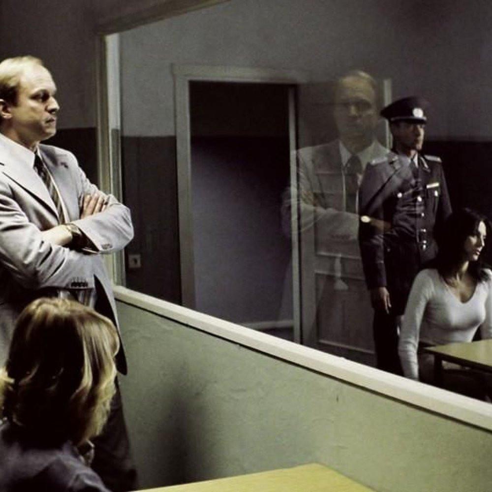 Sorgu Odası Aynaları